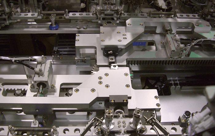 自動省力化装置設計・製作